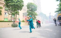 Hà Nội: Quận Đống Đa tăng cường công tác phòng cháy chữa cháy chung cư