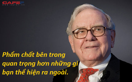 Bí quyết sống một đời hạnh phúc của tỷ phú Warren Buffett khiến bất kỳ ai cũng phải suy ngẫm, bất ngờ là không liên quan đến tiền bạc