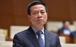 Bộ trưởng Nguyễn Mạnh Hùng: Đời thực không dọn rác ảnh hưởng sức khỏe, thế giới ảo không dọn rác thì sẽ ảnh hưởng đến não người, vấn đề trước mắt là phải quét rác!