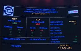 Tư vấn Xây dựng Điện 2 (TV2) chính thức niêm yết sàn HoSE, giá tham chiếu 151.000 đồng/cp