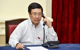 Bộ trưởng Ngoại giao Singapore lên tiếng về phát ngôn gây tranh cãi của ông Lý Hiển Long