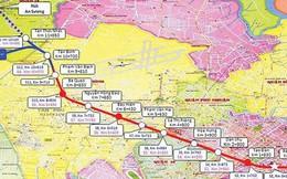 Khẩn trương thẩm định tuyến Metro Bến Thành - Tham Lương để phê duyệt điều chỉnh dự án