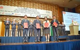 Tập đoàn FLC, Bamboo Airways ký loạt thoả thuận trị giá 200 triệu USD nhân chuyến thăm Nhật Bản của Thủ tướng