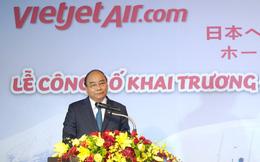 Vietjet mở thêm 2 đường bay tới Nhật Bản