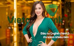 """Hoa hậu Mai Phương Thúy tự nhận """"đầu tư chứng khoán là nghề chính"""", đang thắng lớn với cổ phiếu Vietcombank"""