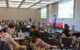 Vinamilk là công ty sữa duy nhất châu Á trình bày về xu hướng Organic tại hội nghị sữa toàn cầu