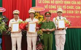 Bộ Công an thành lập Tiểu đoàn CSCĐ, đặc nhiệm Phú Quốc