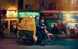 [Ảnh] Nền kinh tế trên yên xe máy ở Việt Nam qua ống kính phóng viên The Guardian