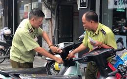 Tạm giữ nhiều xe máy có dấu hiệu thay đổi tính năng kỹ thuật so với thiết kế tại công ty Việt Thanh ở Hà Nội