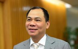 Giá trị cổ phiếu ông Phạm Nhật Vượng nắm giữ gần chạm mốc 10 tỷ USD, lớn hơn vốn hóa hầu hết doanh nghiệp trên sàn chứng khoán Việt Nam