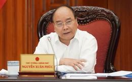 Thủ tướng: 'Một trận mưa ở Hà Nội mà tắc hết cả đường'