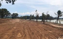 Chủ tịch Hà Nội yêu cầu làm rõ vụ hàng loạt khu nghỉ dưỡng san lấp hồ Đồng Mô