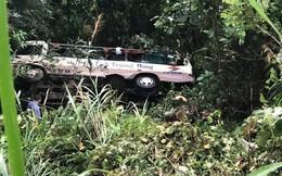 Danh tính 21 nạn nhân trong vụ xe khách lao xuống vực ở Quảng Ninh