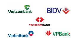 Vietcombank, BIDV, Techcombank, VietinBank, VPBank lọt top 50 thương hiệu dẫn đầu của Forbes Việt Nam