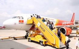 Vietjet Air trở thành cổ đông lớn của CTCP Phục vụ Mặt đất Sài Gòn (SGN)