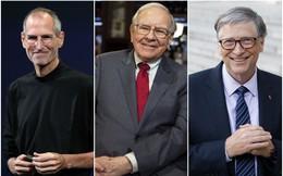 """Nếu sở hữu 3 nét tính cách này, xin chúc mừng vì bạn thuộc nhóm """"siêu hiếm"""" chỉ chiếm 0,0002% dân số: Quan trọng nhất, họ đều là tỷ phú tự thân!"""