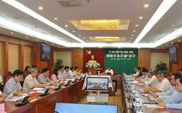 Thông cáo báo chí Kỳ họp 37 của Ủy ban Kiểm tra Trung ương