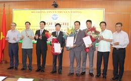 Bộ Thông tin và Truyền thông bổ nhiệm nhiều nhân sự mới