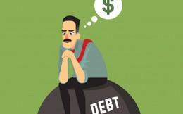 """Những con nợ """"giấu mặt"""" có thể đang báo hiệu sự trục trặc trong nền kinh tế toàn cầu"""