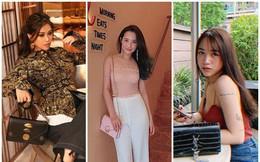 """3 ái nữ """"cành vàng lá ngọc"""" nhà đại gia Việt: Thay đồ hiệu như thay áo, xách túi hiệu như xách giỏ đi chợ mỗi ngày"""
