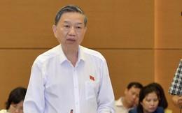 Bộ trưởng Tô Lâm: Đã phá 1.400 đường dây cho vay nặng lãi, chưa phát hiện trường hợp bảo kê tín dụng đen trong ngành công an