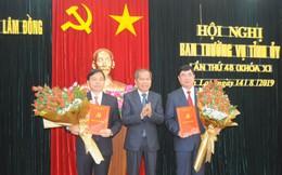 Công bố Quyết định chuẩn y Ủy viên Ban Thường vụ Tỉnh ủy Lâm Đồng