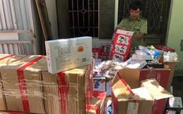 Thu giữ hơn 6.000 bánh, kẹo các loại không có hóa đơn chứng từ, có dấu hiệu nhập lậu từ Trung Quốc