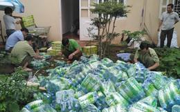 Gia Lai tiêu hủy hơn 15.000 chai/lon nước yến xâm phạm quyền kiểu dáng