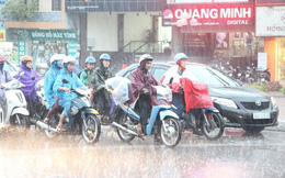Hà Nội và Bắc Bộ mưa lớn trên diện rộng