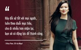 """""""Mù"""" tiếng Anh, kiếm sống bằng 3 công việc cùng lúc, cô gái gốc Việt này đã thành CEO đế chế truyền thông cho phụ nữ tại Mỹ khi chưa tròn 30 tuổi theo cách không ngờ"""