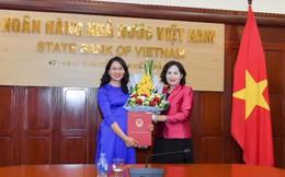 Ngân hàng Nhà nước bổ nhiệm bà Lê Thị Thúy Sen làm Vụ trưởng Vụ truyền thông
