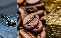 Thị trường ngày 23/8: Dầu, vàng, cao su đồng loạt giảm, quặng sắt, cà phê phục hồi