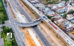 Dự án tuyến metro số 1 Bến Thành - Suối Tiên có nguy cơ lùi đích hoàn thành tới quý 4/2021
