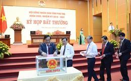 Phú Thọ có Phó Chủ tịch HĐND, UBND tỉnh mới