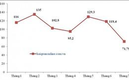 Hải quan Hải Phòng: Lần đầu tiên kim ngạch ô tô nhập khẩu giảm