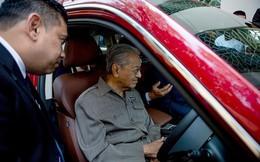 Thủ tướng Mahathir Mohamad khao khát thúc đẩy dự án xe hơi quốc gia mới với công nghệ 4.0
