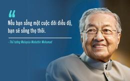 Bí quyết sống khỏe ở tuổi 94 của Thủ tướng Malaysia: Đạp xe gần 11 km, không ăn no và chỉ ngủ 6 tiếng/ngày!