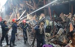 Không ăn thực phẩm trong bán kính 1km từ vụ cháy Công ty Rạng Đông