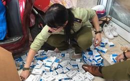TP.HCM: Phát hiện lô thuốc tây giá 2 tỉ đồng nhập lậu, không rõ nguồn gốc chuẩn bị tuồn ra thị trường