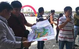 Giá đất xung quanh dự án sân bay Long Thành tăng chóng mặt