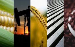 Thị trường tháng 8/2019: Dầu giảm hơn 7%, vàng tăng tháng thứ 4 liên tiếp, sắt thép và nhóm nông sản giảm mạnh