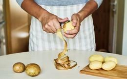 Những loại củ quả không nên gọt vỏ: Chuyện tưởng ít quan trọng lại quyết định lượng dưỡng chất cơ thể hấp thụ!