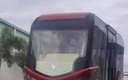 Lộ diện mẫu xe buýt được cho là của VinFast