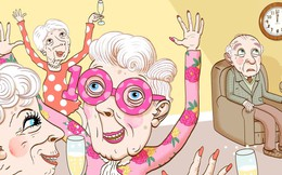 Sống thọ hơn đàn ông nhưng phải gánh vác việc làm mẹ khiến nhiều phụ nữ không dám nghĩ đến việc nghỉ hưu