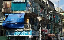 Tp.HCM di dời khẩn cấp người dân ra khỏi chung cư sắp sập tại Q.5