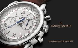 Có điều gì đặc biệt trong chiếc đồng hồ từ năm 1955 vừa được Vacheron Constantin tái sản xuất?