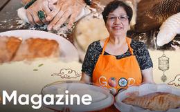 """Nghệ nhân Ánh Tuyết: Bánh Trung Thu hơn hẳn Trung Quốc, Thái Lan, chỉ có điều """"người Việt khiêm tốn quá"""""""