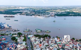 Phương án và vị trí xây cầu hơn 7.000 tỷ nối Nhơn Trạch với Quận 2 (Tp.HCM)