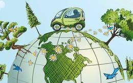 Những tấm thẻ đại biểu bằng giấy tái chế và câu chuyện về phát triển bền vững tại Việt Nam
