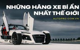 Nếu biết tới 3/10 hãng xe sau đây, chắc hẳn bạn đã tìm hiểu về lịch sử ô tô thế giới